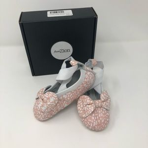 From Zion Shoes - From Zion Ballet Moccs in Bambi